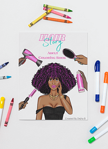 mockup-featuring-a-coloring-book-surrounded-by-crayons-and-markers-30944
