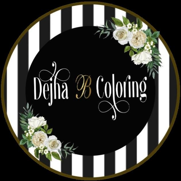 Dejha B Coloring